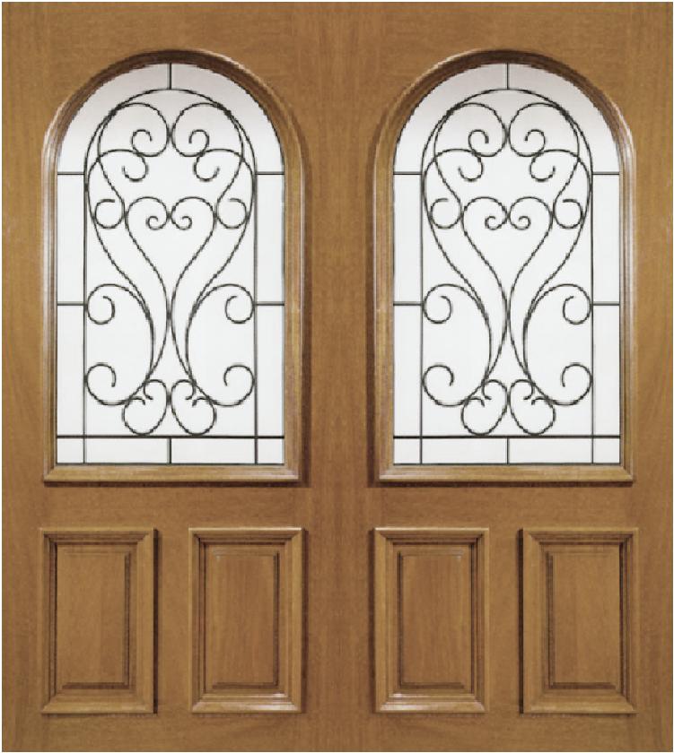 Double Prehung Closet Doors